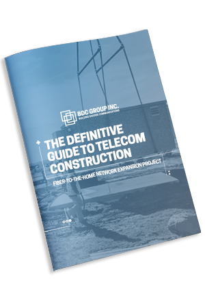eBook The Definitive Guide to Telecom Construction