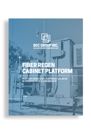 eBook Fiber Regen Cabinet Platform